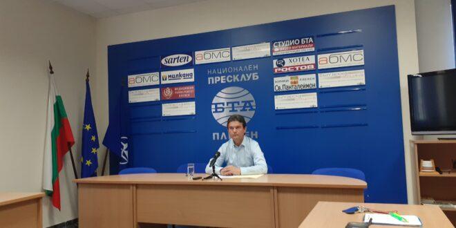 Необходими са разум и мъдрост за създаване на експертен кабинет, обяви в Плевен Найден Зеленогорски