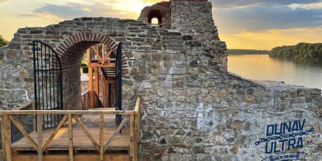 4-метров флаг с надпис BELENE ще бъде издигнат на крепостта Димум