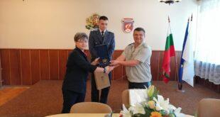 Община Долна Митрополия отличи лейтенант инж. Янул Димитров с годишната си награда