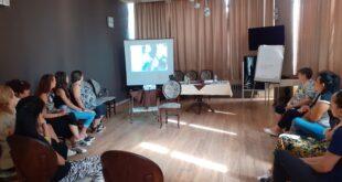 В Плевен се обучаваха заедно персонал от детски градини и родители от малцинствени общности