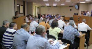 Общинските фирми в Плевен представят финансови отчети в Общинския съвет за първото полугодие