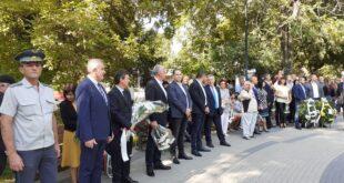 Плевенски депутати от 46-тото Народно събрание почетоха Съединението