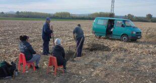 """Сондажни археологически проучвания в м. """"Парчелъка"""" в землището на гр. Левски"""