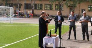 Открити са обновени спортни площадки в Долни Дъбник
