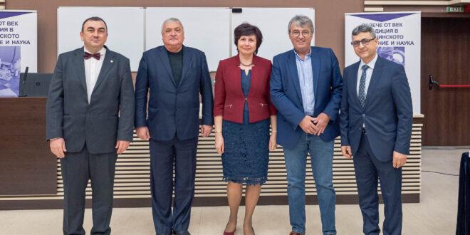Медицинските университети в Плевен, София, Пловдив и Варна се обединиха в сдружение