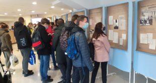 """В Медицинския университет – Плевен откриха изложба """"Михаил Арнаудов – живот посветен на България и науката"""""""
