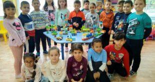 """Успешна проектна дейност в детска градина """"Слънце"""" град Левски"""