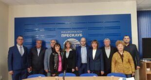 Мая Манолова: Заставаме твърдо зад незабавното изграждане на АЕЦ Белене