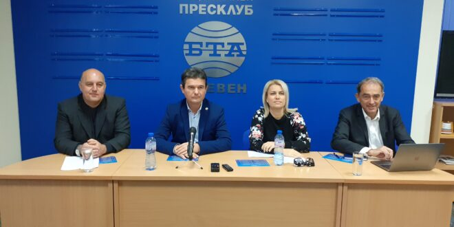 Найден Зеленогорски: Укрепване на правовия ред и институциите е наш основен приоритет