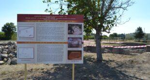 Уникални антични съоръжения са открити в землището на гр. Белене