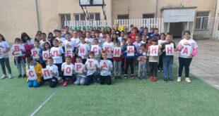 Спорт и забавления за децата от община Гулянци в Европейския ден на спорта