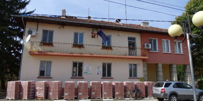 Община Гулянци извършва ремонти на общински сгради за близо 50 000 лева