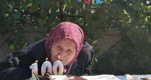 Радослава Николова от Коиловци посрещна 100-годишен юбилей